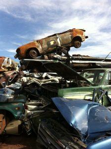 recycle scrap metal in may at bend restore