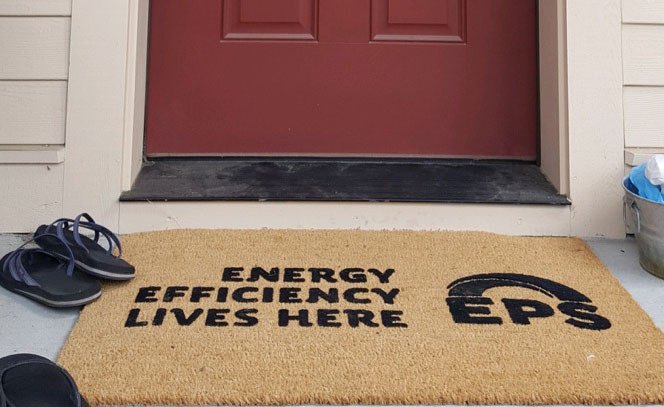 Welcome to your new energy efficient home