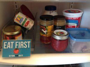 Ani's Eat First Basket